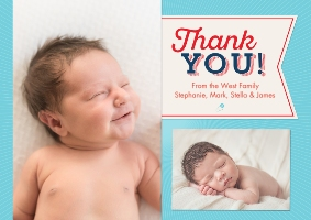 Baby Thank You Cards Baby Shower Thank Yous Cvs Photo