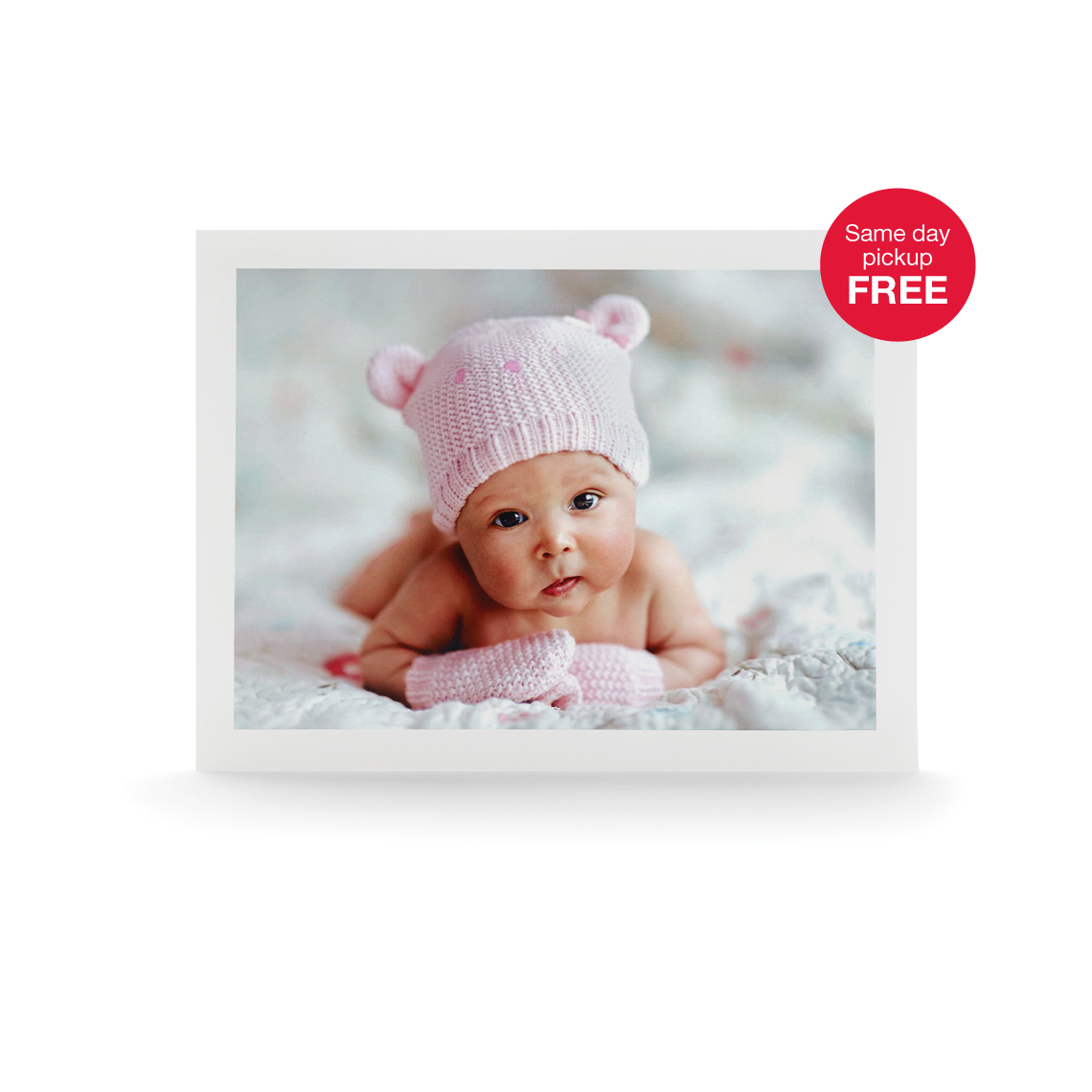 "2-Pack CVS 5""x7"" Glossy Photo Prints"