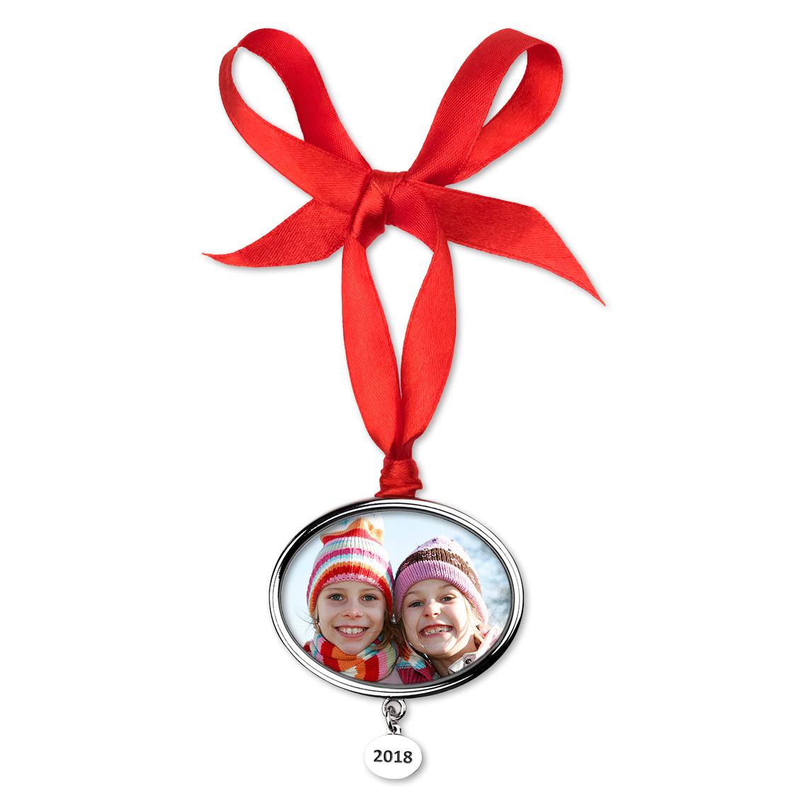 Icon Year Charm Ornament