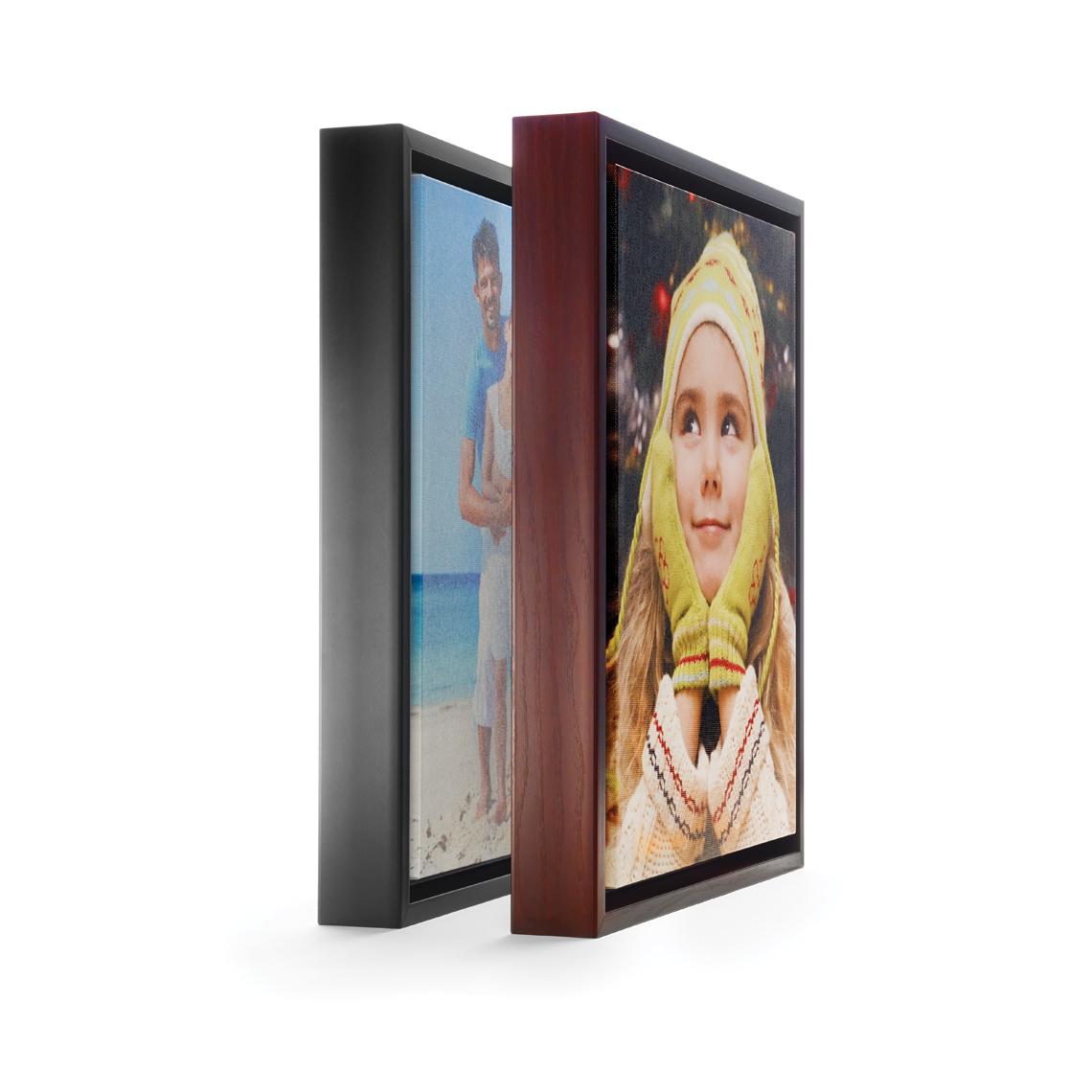 framed canvas