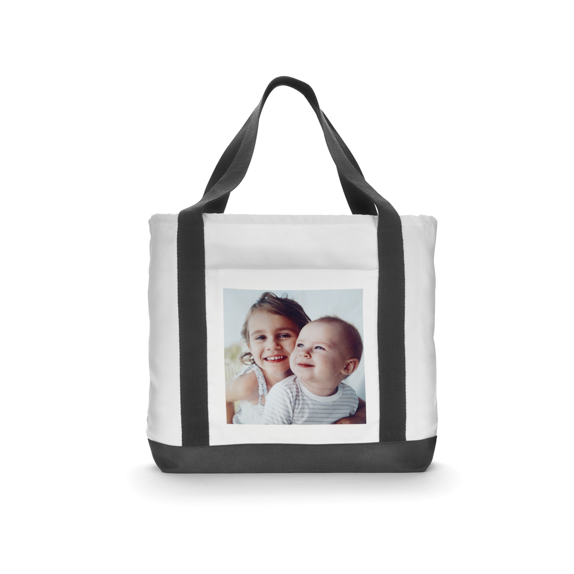 Icon Canvas Tote Bag