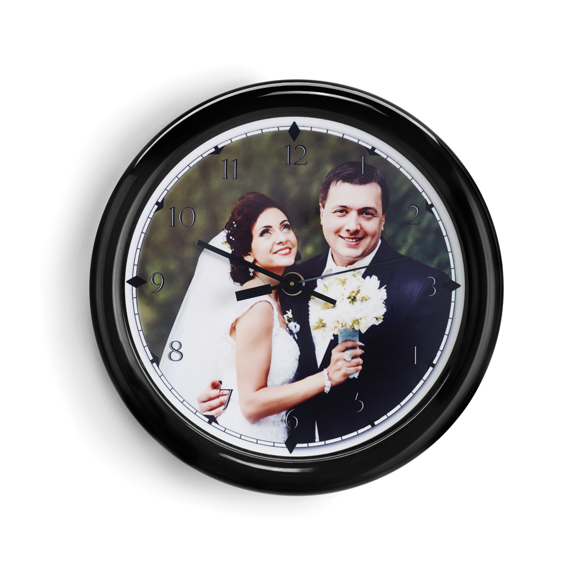 Photo gifts personalized photo gifts cvs photo wall clock wall clock jeuxipadfo Images