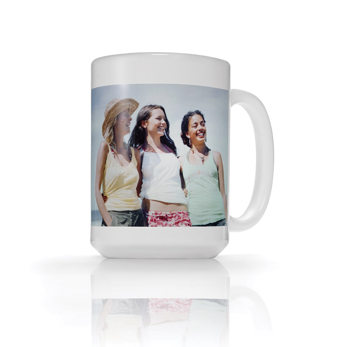 Icon 15 Oz. Photo Mug