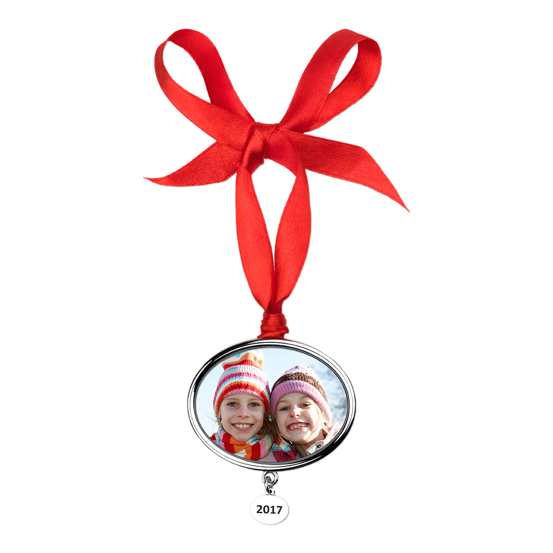Year Charm Ornament