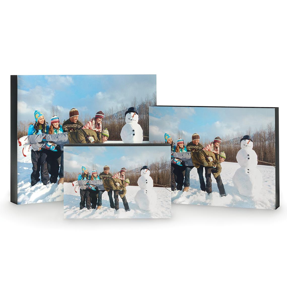 Mounted Photo Panel