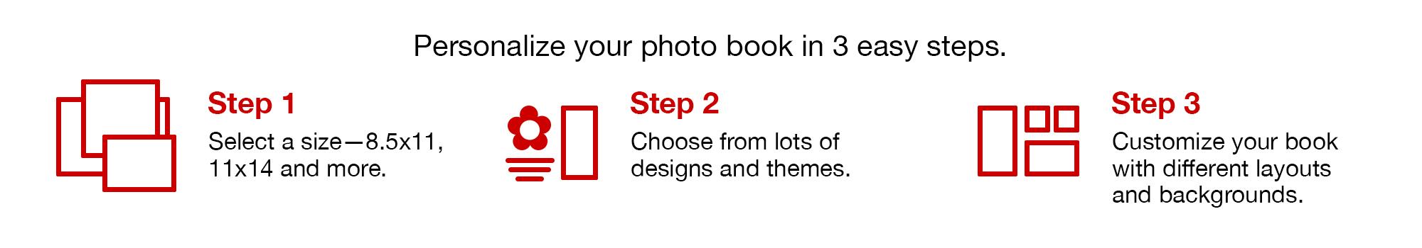 Photo Books |Make a Photo Album Online | CVS Photo
