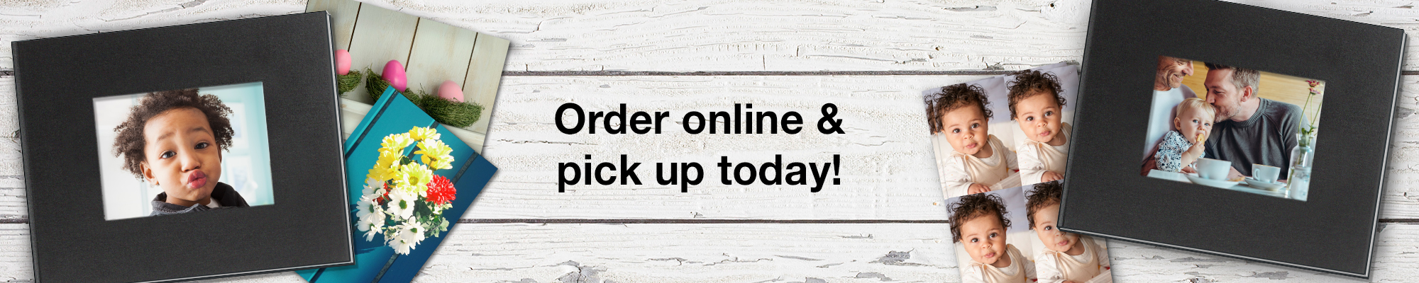 order online and pick up today!