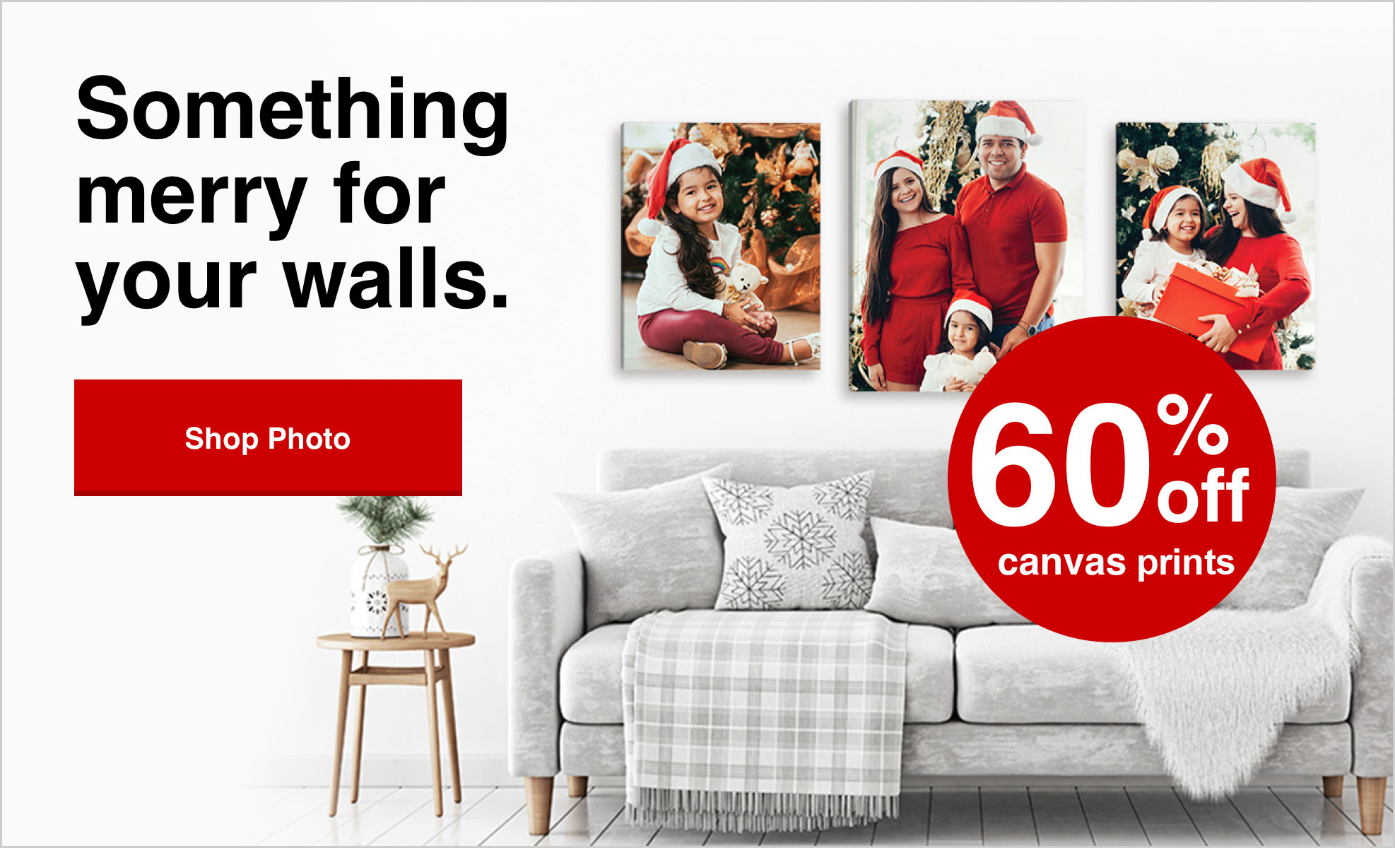 Get 60% off canvas prints with Promo Code: CPRINT60 Offer ends 11/28/20 Create now >