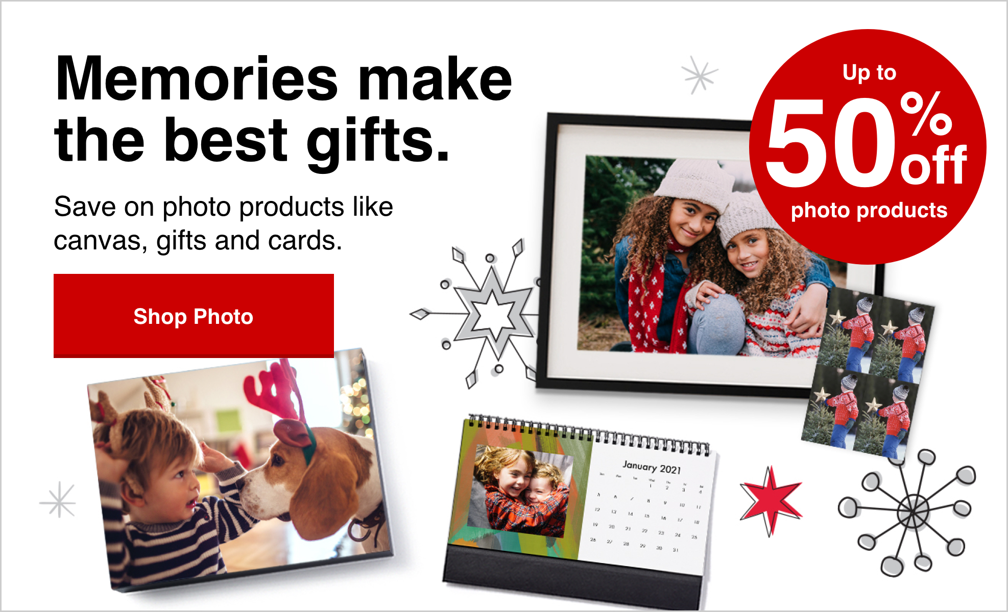 Save up to 50% on Photo products.Shop our deals now.