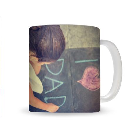 11 Oz. Photo Mug