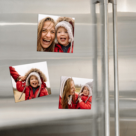 NEW!5x5 Same Day Photo Magnet