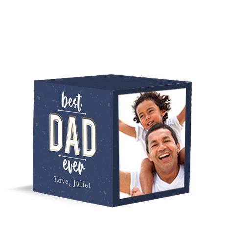 Best Dad Navy