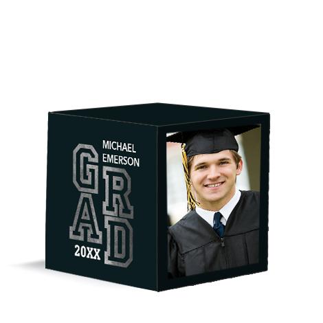 Accomplished Grad Black