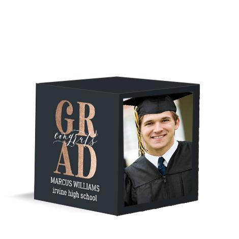 Bold Grad Black