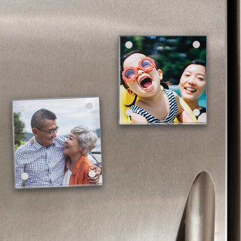 NEW! Acrylic Magnet