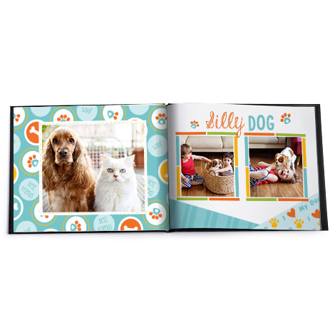 Dog Photo Book
