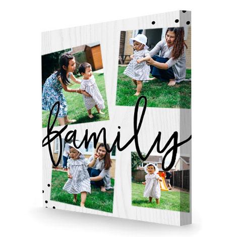 Family Confetti