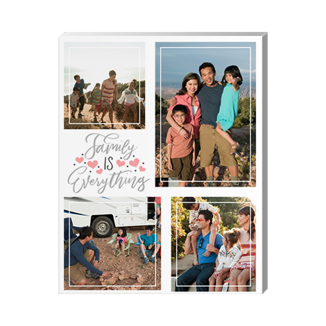 CVS 11x14, 16x20, 24x36 Unframed Canvas Prints