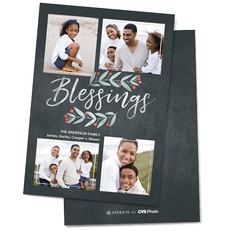 Photo Cards - Make Custom Greeting Cards at CVS