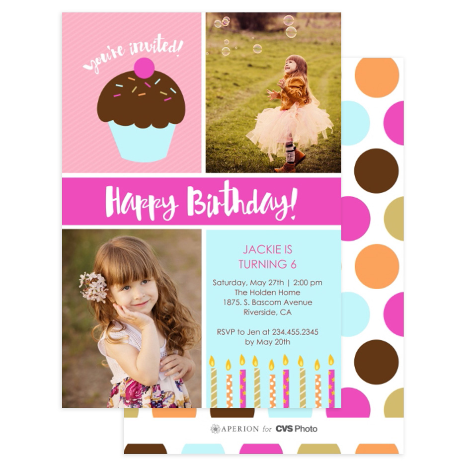 5x7 Double-Sided Cardstock