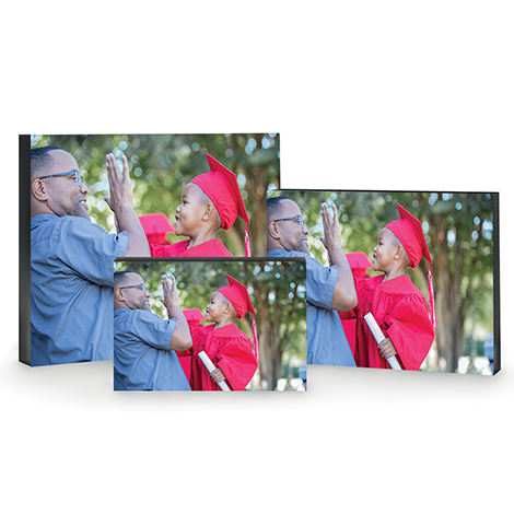 Same Day Mounted Photo Panel