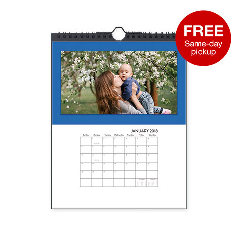 Photo Calendars  Custom Calendar  Cvs Photo