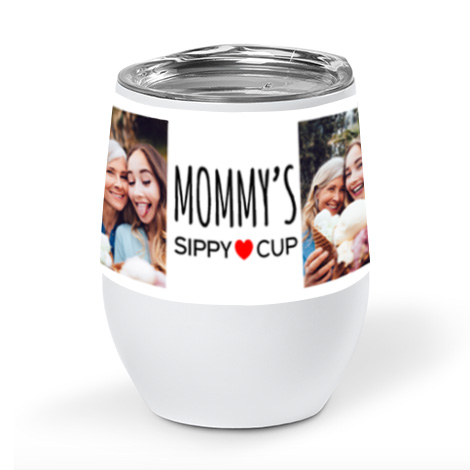 12 Oz. Insulated Wine Cup