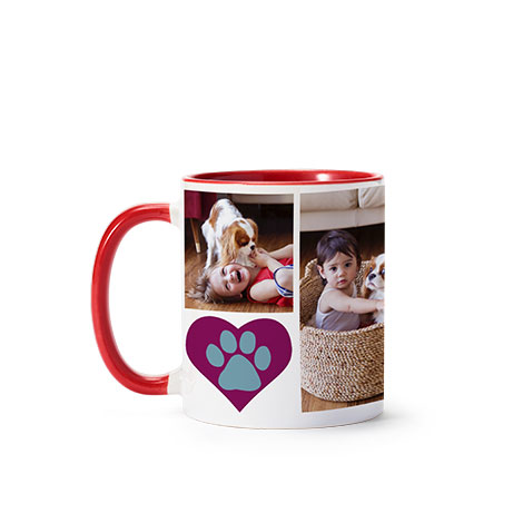 11 Oz Pet Mugs