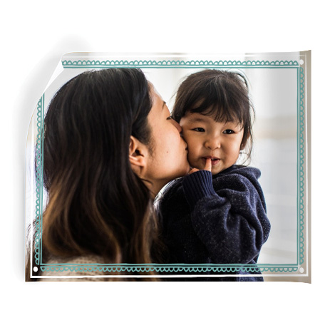 Glossy Collage Posters