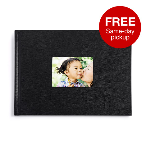 8x10 Single-Sided Photo Book