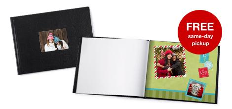 8x10 Single-Sided Photo Book