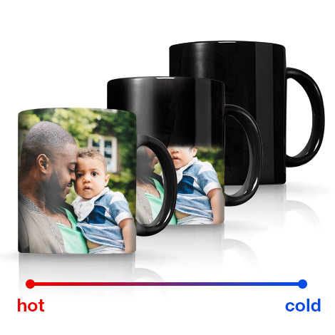 Custom Mugs & Drinkware - Make A Personalized Photo Mug Online at
