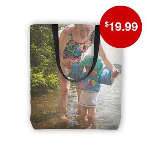 full image tote bags just $19.99 ea.