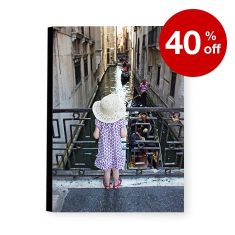40% off mounted Photo panels