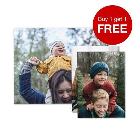 BOGO free enlargements