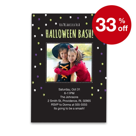 33% off Photo cards