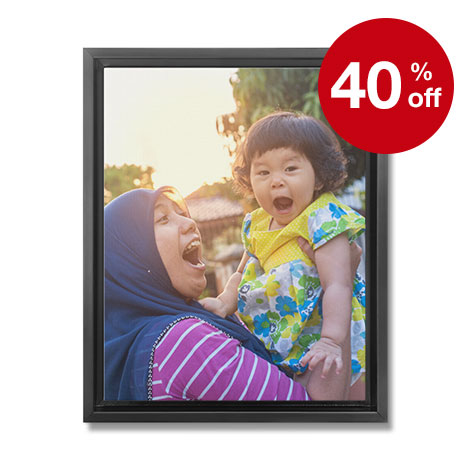 40% off wall art
