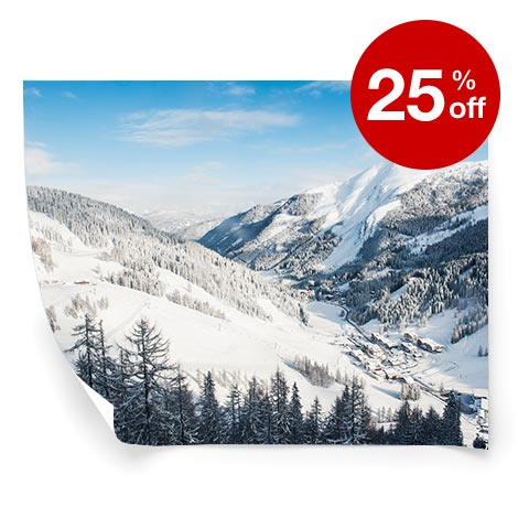 25% Off Posters