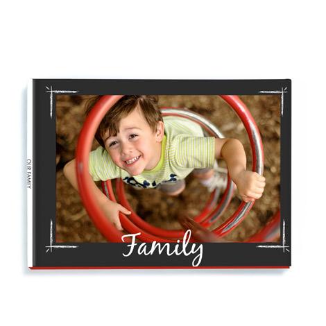 8.5x11 Layflat Photo Book