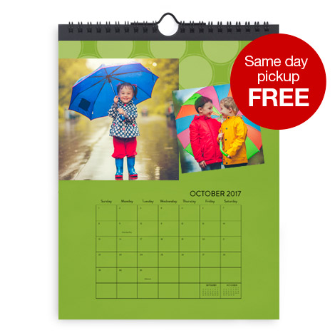 Photo Calendars | Custom, Personalized Picture Calendars | Cvs Photo