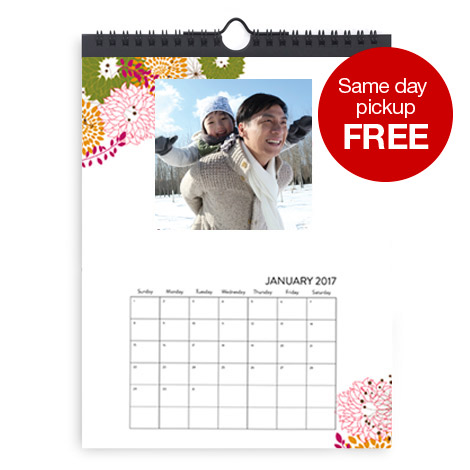 Photo Calendars | Custom, Personalized Picture Calendars | CVS Photo