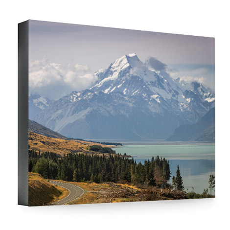 Mounted Photo Panel