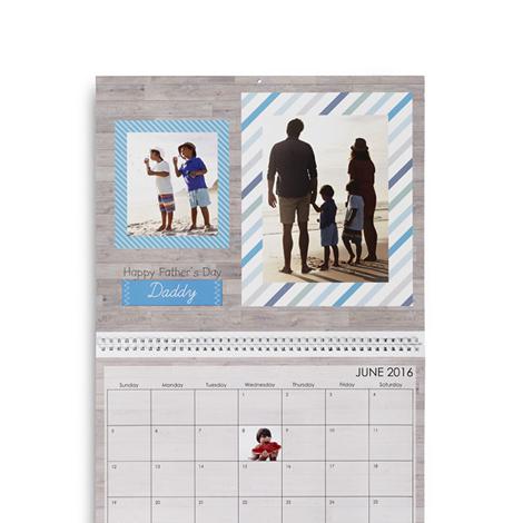 8x11 Premium Wall Calendar