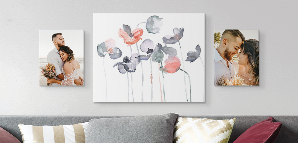 NEW! Canvas Print Art Collection