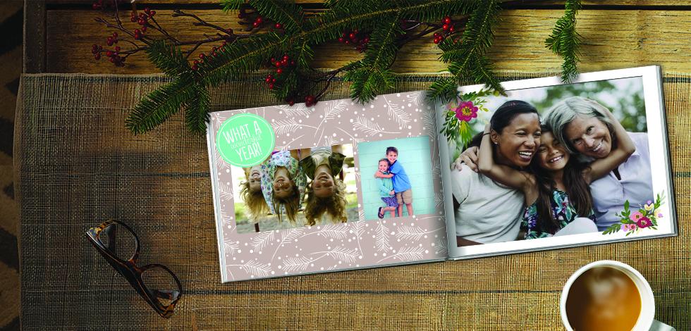 Customized Photo Books