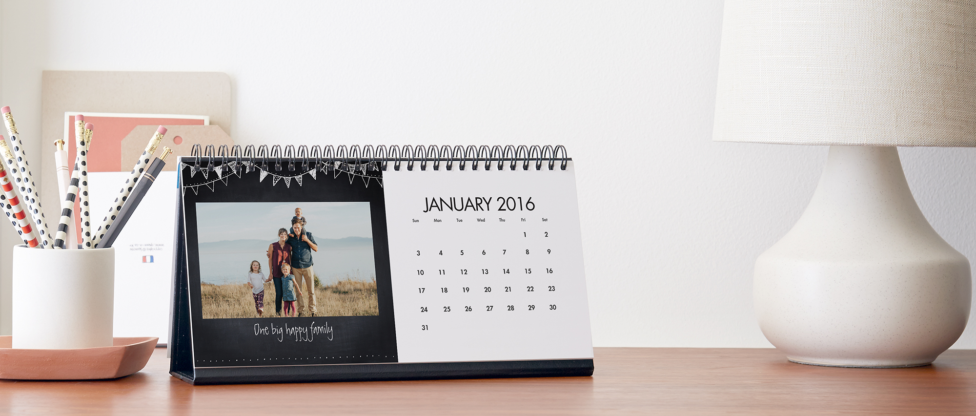 Desktop Calendar | Custom Desk Calendar | CVS Photo